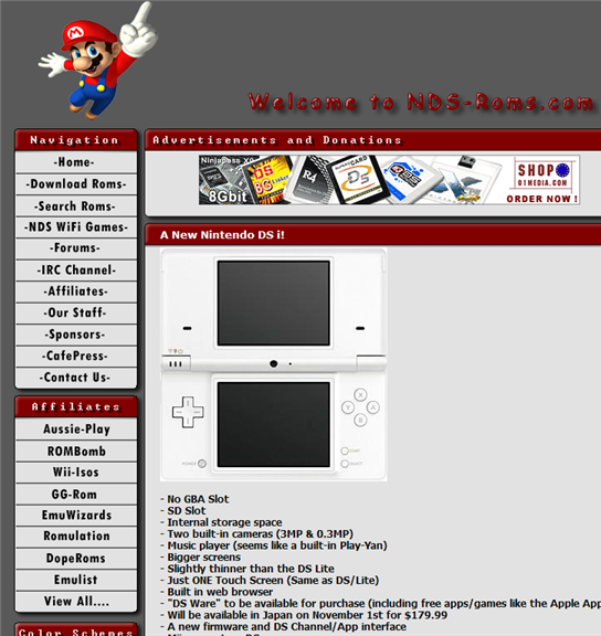 nds-roms.com download station